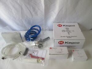 Kegco Deluxe Door Mount Kegerator Keg Tap Conversion Kit Ebdck nt