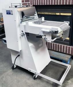 Bloemhof 860 3 Bakery Equipment Bread Rolling And Roll Dough Moulder Roller