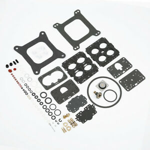 Carburetor Rebuild Kit Fit For Holley 4160 Carbs 390 600 750 850 Cfm 1850 3310
