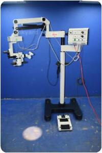 Leica Microsystems Ag M690 Operating Surgical Microscope 203313