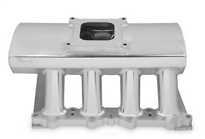 Engine Intake Manifold Upper Holley 829011 Fits 11 14 Ford Mustang 5 0l v8