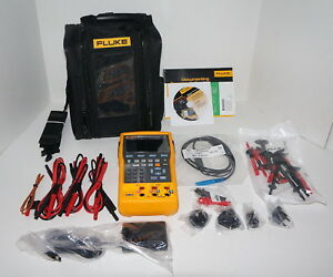 Fluke 754 Documenting Process Calibrator With Hart Mfg 2018 New Missing Box
