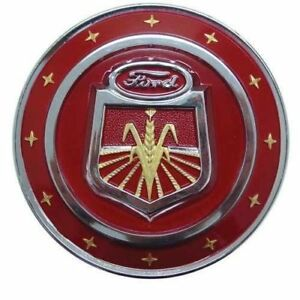 Ford Naa Front Hood Nose Emblem Tractor Officially Licensed Naa16600c Free Ship