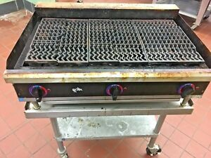 Star Electric Char Broiler Grill
