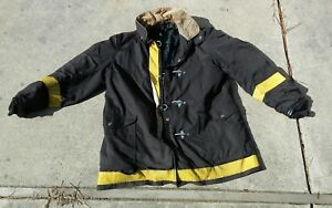 Globe Firefighter Jacket Black Size 42