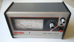 Ophir Laser Power Meter Used Tested Ok Used In Lab