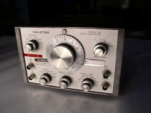 Wavetek Sweep Generator Model 134