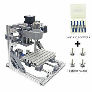 Diy Cnc Router Kits 1610 Grbl Control Wood Carving Milling Engraving Machine