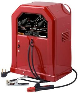 Lincoln Electric Welding Machine 225 Amp Ac 125 Amp Dc 230v Arc Stick Welder