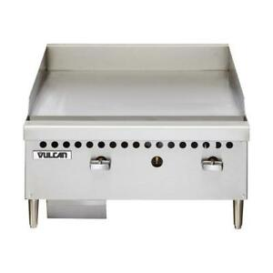 Vulcan Vcrg24 m 24 In Countertop Gas Griddle