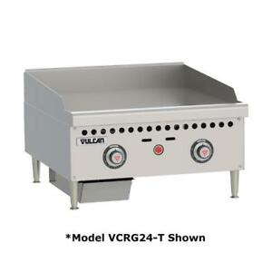 Vulcan Vcrg48 t 48 In Countertop Gas Griddle