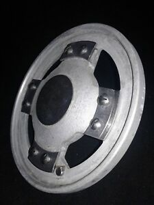 Hobart Buffalo Chopper Part Bowl Support Plate With Vertical Bowl Drive Shaft