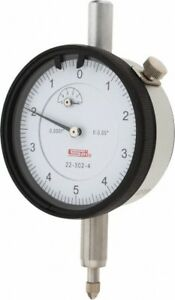 22 302 4 Spi Deluxe Dial Indicator 0 050 Range 0 0001 Graduation Agd Group 2