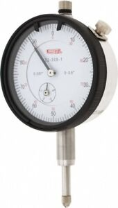 22 308 1 Spi Deluxe Dial Indicator 0 500 Range 0 001 Graduation 0 100 Reading