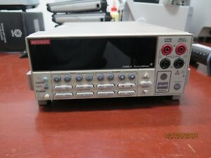 Keithley 2400 Series 2400 c Sourcemeter Nist Calibrated Warranty