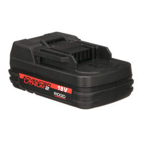 Ridgid 44693 Lithium Rechargeable Battery Propress 18 Volts