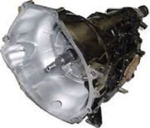 Ford Aod Stage 2 Wide Ratio Transmission Conversion Package