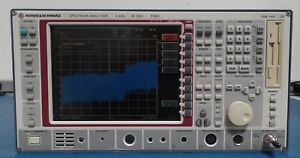 R s Rohde Schwarz Fsek 20 9 Khz 40ghz Spectrum Analyzer Opt B4 Tested