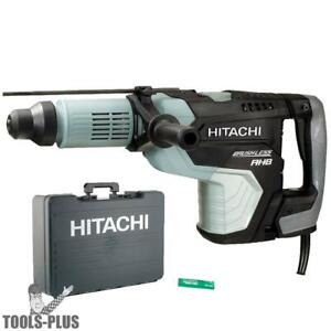 Hitachi Dh52me 2 1 16 Brushless Sds Max Rotary Hammer New
