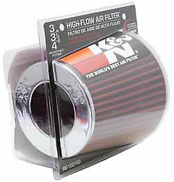 K n Universal Air Cone Intake Filter 3 Car Truck Suv 3 In 3 Inch Red