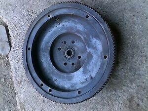 Farmall 450 400 Diesel Tractor Original Ih Engine Motor Flywheel