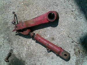 Farmall 1066 966 1086 Tractor Ih 3pt Hitch Right Adjustable Lift Rockshaft Arm