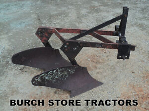 Howse 3 Point Hitch Double Bottom Turning Plow