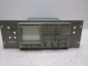 Tektronix 2465 Four Channels Y bandwidth 300mhz Dual Time Base Oscilloscope