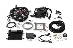 Fuel Injection System terminator Ls Tbi Kit Holley 550 424