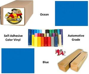 48 X 50yd Ocean Oracal 651 Graphic Sign Cut Vinyl private Label