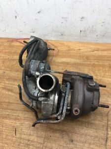 Turbo Supercharger 4 Cylinder B235sl Engine Fits 99 05 Saab 9 5 292445 Down Pipe