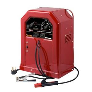 Lincoln Electric 225 Amp Ac And 125 Amp Dc Arc stick Welder Ac dc 225 125