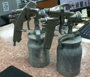 Sharpe Model 775 Paint Spray Gun With Sharpe 450 Paint Cup