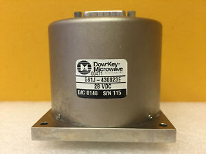 Dowkey 561j 430b23e Dc To 18 Ghz 50 Ohm 2 W Sma f Rf Coaxial Switch tested