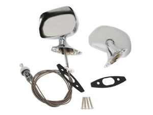 Pg Classic Amc 234ckit 1970 74 Amc Chrome Mirror Kit Lh Rh
