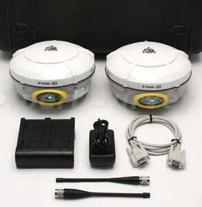 Trimble R8 Model 3 Gps Glonass Base Rover Set 450 470 Mhz 62750 66 R8 3