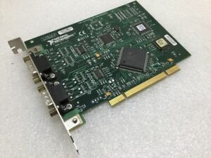 National Instruments Pci 8430 2 Rs 232 188825b 01 Pci Interface Card