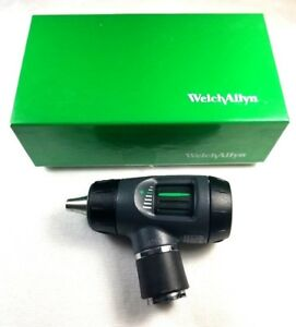Led Welch Allyn 23820 l 3 5v Macroview Otoscope Head Only