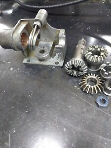 Atlas Lathe Reverse Gear Case Assembly With Brass Shims And Bushings