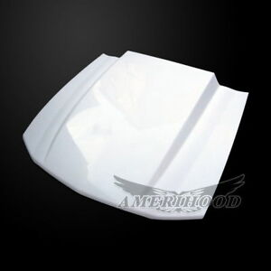 For 2007 2008 2009 Ford Mustang Shelby Gt500 Cowl Style 3 Rise Fiberglass Hood