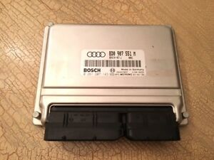 Stage 2 Tuned 01 02 Audi S4 2 7 Ecu For Cars With Hitachi Maf And Manual Trans