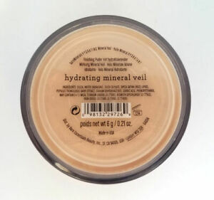 BareMinerals Hydrating Mineral Veil Finishing Face Powder 6g Full Size $8.99