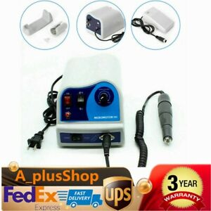 Dental Lab Polishing Micromotor Marathon Machine Polisher N8 45k Rpm Handpiece