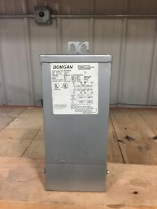 Dongan 85 m040 Single Phase 1 5kva Transformer