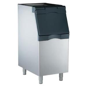 Scotsman B322s 370 Lb Stainless Steel Ice Storage Bin