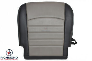 2010 2011 2012 Dodge Ram 2500 St Base driver Side Bottom Vinyl Seat Cover Gray