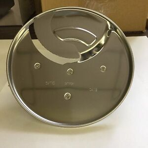 Waring Commercial Bfp31 Food Processor Slicing Disc 5 16 Inch New Closeout