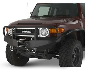 Bumper Winch Front Warrior Products 3530 Fits 07 13 Toyota Fj Cruiser
