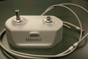 Midwest Dental Handpiece Lubrication Station