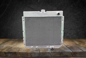 New 3 Row Aluminum Radiator For 1962 1970 20 Universal Small Block Ford